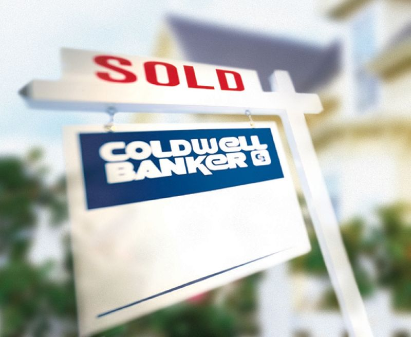 Coldwell Banker Action Realty - Sold Yard Sign